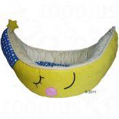 Snuggle Bed Moon hundbädd / kattbädd - L 70 x B 45 x H 30 cm