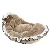 Puppy Angel Egg Cushion